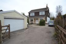 5 bed Detached house in Usk Road, Caerleon...