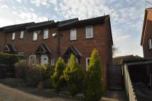 2 bed End of Terrace house for sale in Coleridge Close, Hitchin...