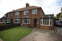 semi detached house in Gaping Lane, Hitchin...