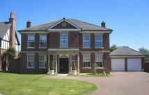 6 bedroom Detached house in Astbury Close...