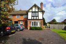 Chapel Lane semi detached property for sale