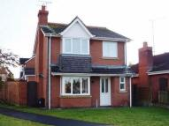 Detached house to rent in James Gavin Way...