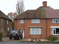 3 bed semi detached home to rent in Holmden Avenue, Wigston