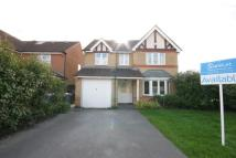 Detached home in Ambervale Close...