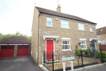 2 bed semi detached home to rent in Napier Road...