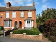 End of Terrace house in Beaconsfield Road...