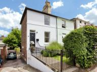 3 bed semi detached property in Garden Road...