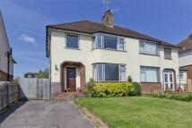 semi detached property in Newlands Road...