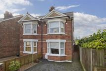 semi detached property for sale in South View Road...