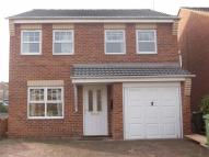 Detached property in Hornbeam Close...
