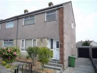 3 bed semi detached house in Queens Drive...