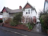 4 bed semi detached property for sale in The Parade, Whitchurch...