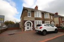 3 bedroom semi detached property for sale in Manor Way, Whitchurch...