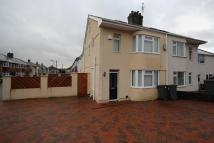 semi detached property for sale in Ty Wern Road, Rhiwbina...