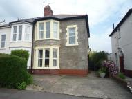 3 bed semi detached house for sale in Tyn-y-pwll Road...