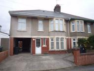 Maisonette to rent in Tyn-Y-Pwll Road...