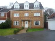 Detached house for sale in Woodruff Way, Thornhill...