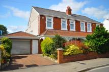 semi detached property in Bishops Road, Whitchurch...