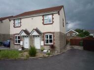 semi detached house in Carn Celyn, Brynteg Park...