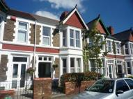 Terraced house in Newfoundland Road, Heath
