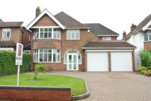 Leicester Lane Detached property to rent
