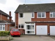 4 bed semi detached house in Coppice Road...