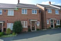 3 bed semi detached home in Manders Croft, Southam