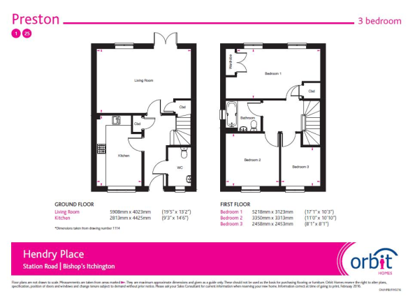 floor plan plot 1 an