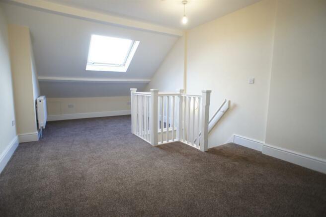 Attic Bedroom No.3
