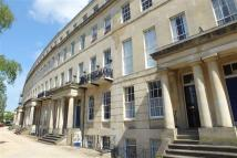 Lansdown Crescent Flat for sale