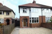 3 bedroom semi detached home to rent in Whaddon Road, Cheltenham