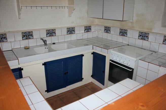 Gite kitchen