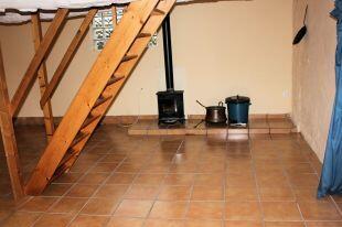 Gite living area