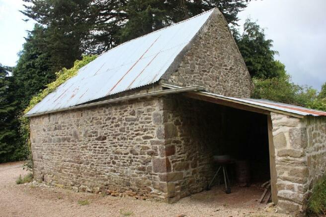 Garage and logstore