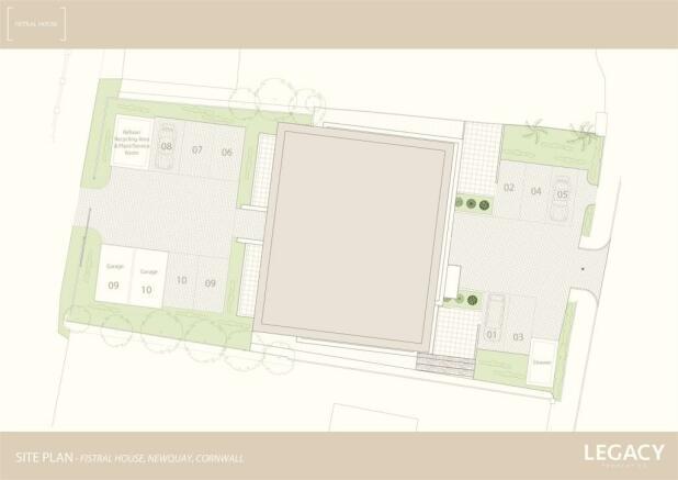 Site Plan - Parking