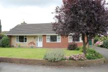 3 bed Detached Bungalow in Church Road, Baschurch...