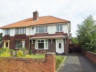 3 bed semi detached home in Staveley Road