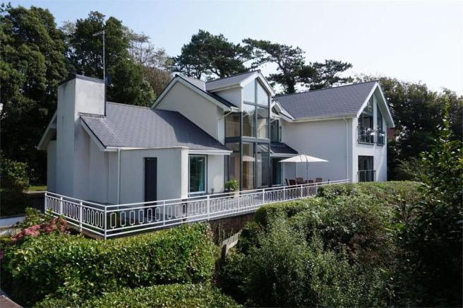 4 bedroom detached house for sale in caswell road caswell swansea sa3