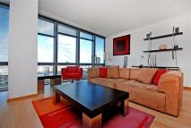 Flat to rent in West India Quay...