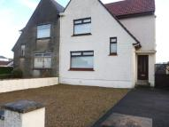 3 bedroom semi detached property to rent in Dublin Road, Darvel, KA17