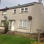 semi detached home to rent in Murray Place, Kilmarnock...
