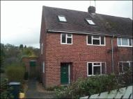 semi detached home to rent in Fivefields Road...