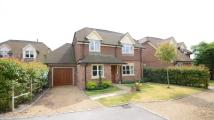 4 bedroom Detached house in Shepherds Walk, Oakley...