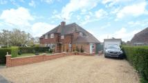 semi detached house in Moat Close, Bramley...