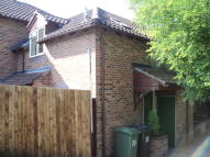 1 bed semi detached property in Kestrel Close...