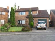 Detached home for sale in Maes Watford, Caerphilly