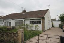 Semi-Detached Bungalow for sale in Julians Close, Gelligaer
