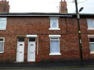 Terraced house in Dent Street...