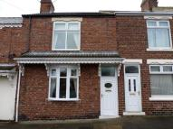 Terraced house in Cottage Road, Shildon