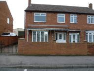 semi detached house in Dean Street, Shildon